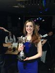 2012/13 Ladies Knockout Champion